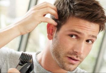 Как подстричь мужа