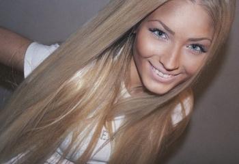 Можно ли на обесцвеченные волосы покрасить в русый