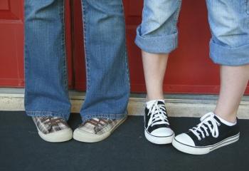 Как избавиться от кривизны ног