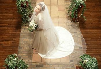 Платья для венчания. Романтическая коллекция Джилл Стюарт, зима 2010