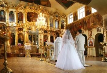 Венчание в церкви: мода или традиция?