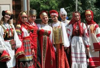 Свадьба в русско-народном стиле: торжество с размахом