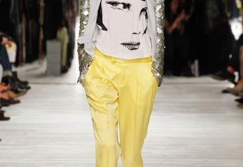 Уличная мода: брюки-чинос