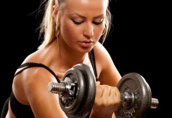 Силовые тренировки для сжигания жира