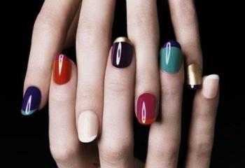 Модный маникюр: лучшие цвета для коротких ногтей