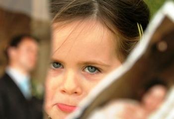 Родительские отношения: дети и развод