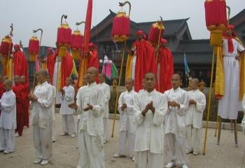 Диета шаолиньских монастырей