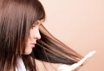 Уход за безжизненными волосами