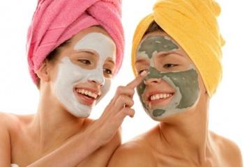 Питательные маски для проблемной кожи лица