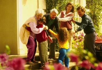 Как помириться с семьей мужа