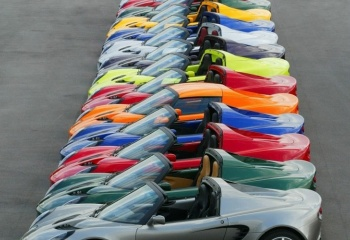 Цвет автомобиля и характер
