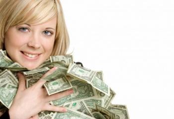 Чем больше мужчина вкладывает денег в женщину, тем она ценнее?