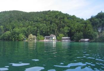 Роскошная романтика в отеле у озера