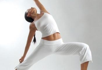 Тибетская гимнастика для похудения