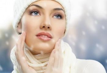 Шелушение кожи лица зимой