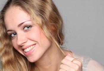 Макияж для светло-русых девушек с серо-голубыми глазами