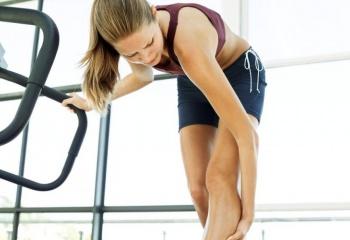 Чем можно облегчить боль в мышцах после тренировок