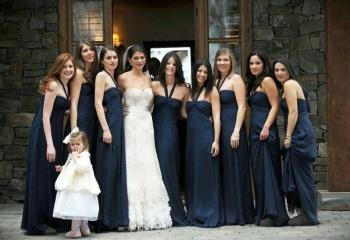 Наряд для подружки невесты: что выбрать?