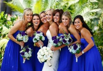 Как выбрать наряд для подружки невесты