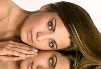 Преимущества глазирования волос
