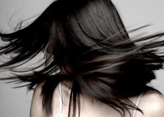 Как покрасить волосы басмой