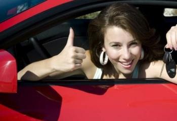 Автомобили для женщин: цвет решает все