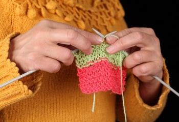Секреты рукоделия: вязание из мохера