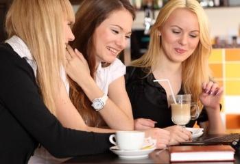 Мифы о женской дружбе