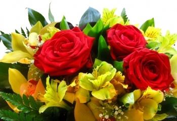 Выбор цветов для бизнес-букета
