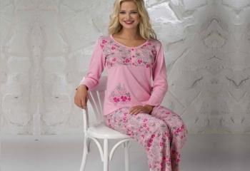 Модные женские пижамы