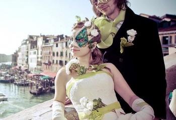 Свадьба в итальянском стиле :: JustLady.ru - территория женских