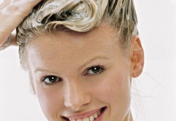 Питательная маска для окрашенных волос