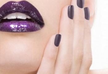 Быстро и просто: украшаем короткие ногти