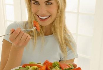 Здоровое питание: диета по группе крови