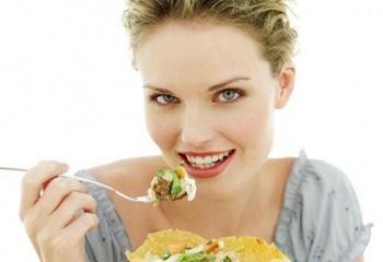 Диетическое питание на неделю: долой лишние килограммы