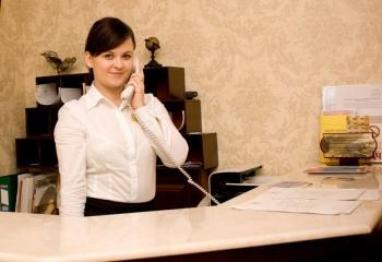 Женская профессия: администратор гостиницы