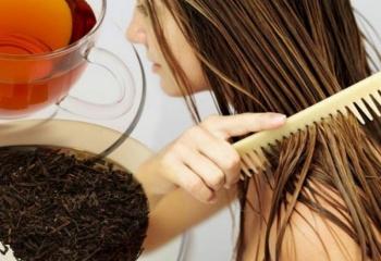 Должный уход за жирными волосами