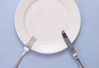 Основные правила сухого голодания