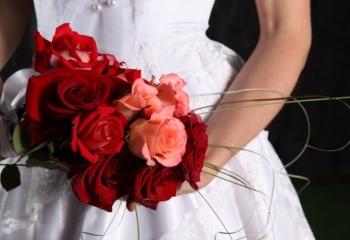 Выбор цветов для букета невесты