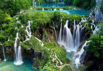 Карта достопримечательностей: самые красивые водопады