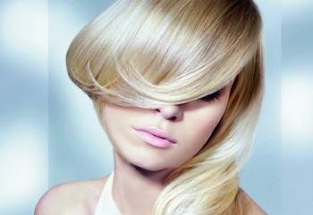 Питательная маска для светлых волос