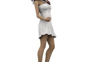 Модный гардероб: выбираем клубное платье