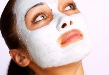 Питательная маска для лица из творога