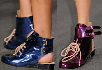 Пришла пора. Женская обувь: весна 2013