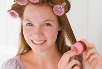 Укладка волос на бигуди: лучшие советы по созданию локонов