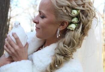 Свадебные прически: как выбрать идеальную