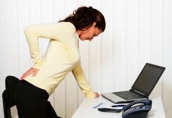 Лфк при поясничного остеохондрозе упражнения видео