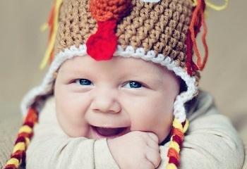 вязание детских шапочек приятное и полезное хобби Justladyru
