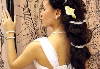Наращивание волос на косичку: расти косе до пояса