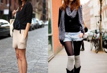 Весна 2013: уличная мода для девушек